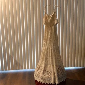 Jens Pirate booty ritual maxi gown nwt
